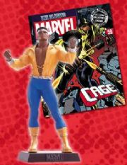 Classic Marvel Figurine Collection #059 Luke Cage Eaglemoss Publications